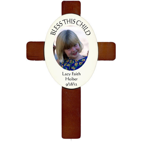 Personalized Photo Cross