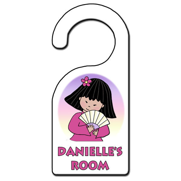 Fan Girl Door Hanger