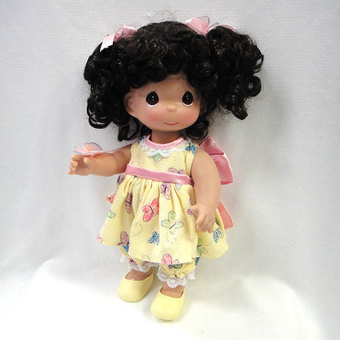 Precious Moments Fluttering By To Say Hi - 12 inch doll