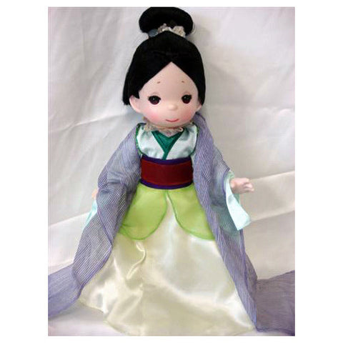 Precious Moments classic Mulan 12 inch Asian Doll