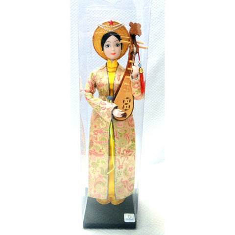 Vietnamese Display Doll #12