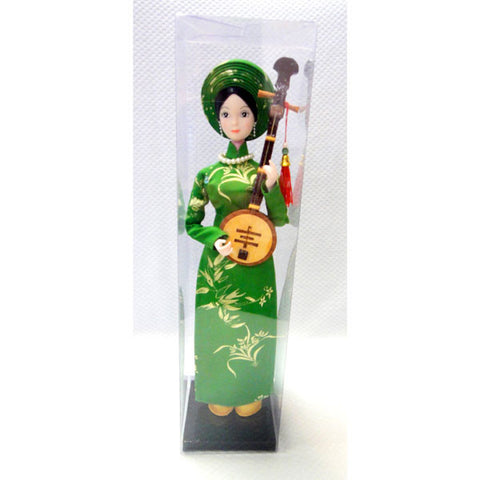 Vietnamese Display Doll #2