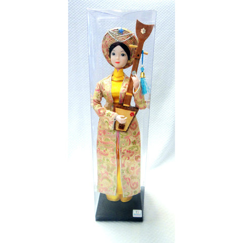 Vietnamese Display Doll #42