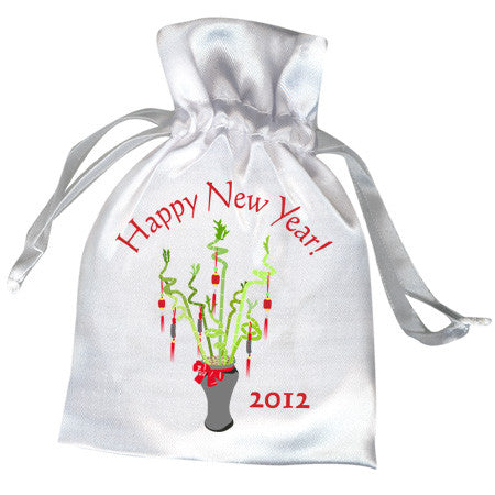 Lucky Bamboo Party Favor Bag