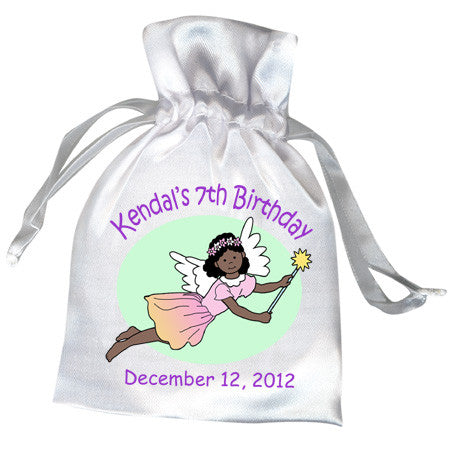 Fairy Birthday Party Favor Bag