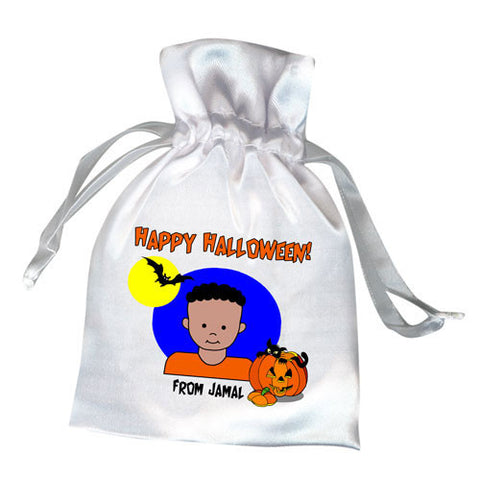 Halloween Party Favor Bag - Boy