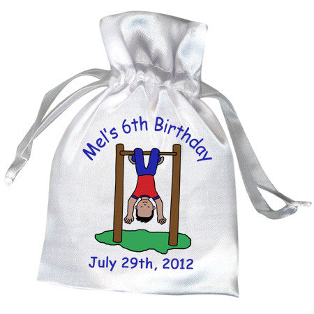Playground Park Birthday Party Favor Bag - Boy