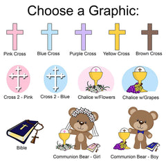 Examples of communion graphics