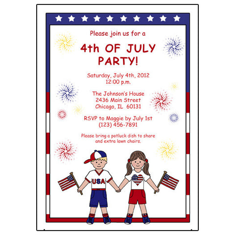 Fourth of July & Patriotic USA Gifts