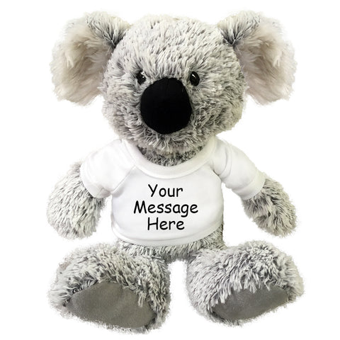"Personalized Stuffed Koala - 12"" Gund Koala"