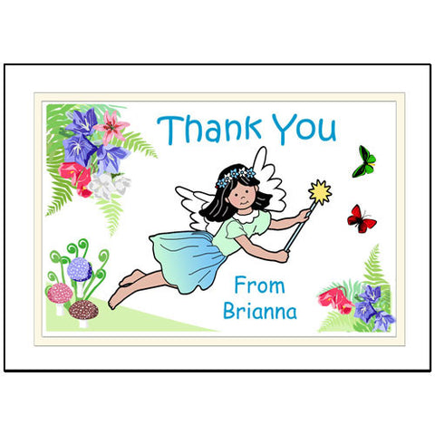 Fairy Thank You Note Cards
