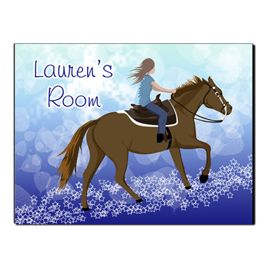 Horse Dreams Room Sign