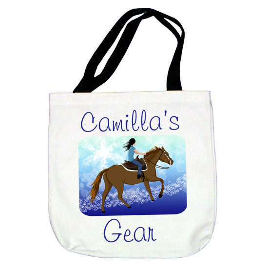 Horse Dreams Tote Bag