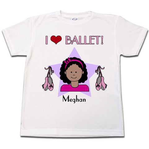 Ballet or Dance Kid T Shirt