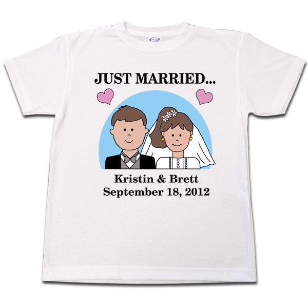 Happy Couple T Shirt