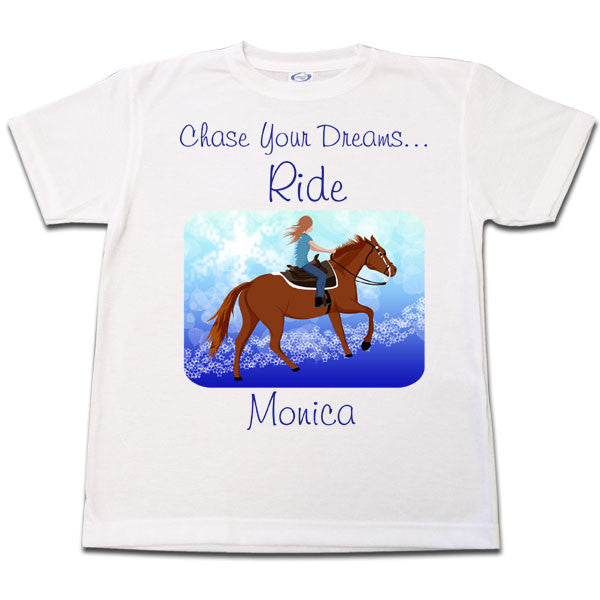 Horse Dreams T Shirt