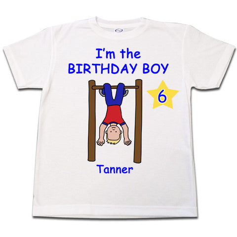 Playground Park Birthday T Shirt - Boy