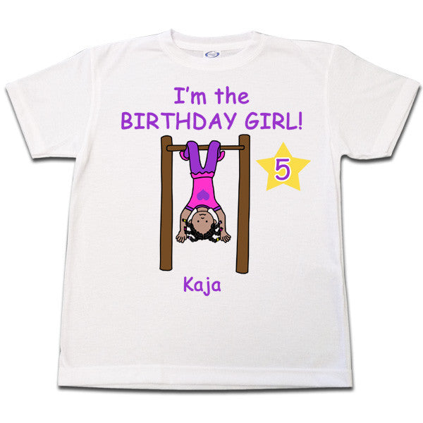 Playground Park Birthday T Shirt - Girl
