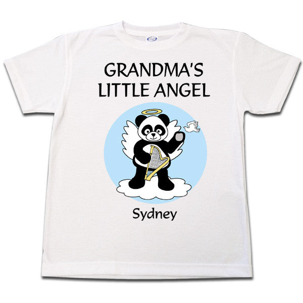 Angel Panda T Shirt