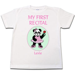 Personalized Panda T Shirts