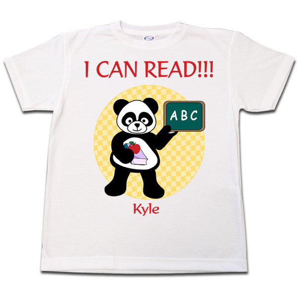 Teacher Panda T Shirt
