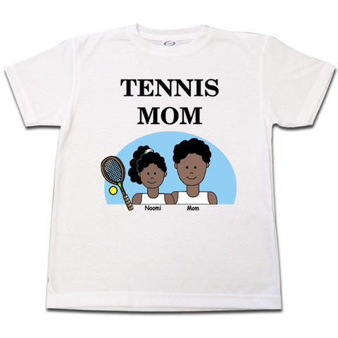 Tennis Mom T Shirt