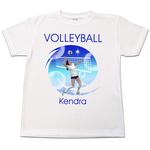 Volleyball Dreams T Shirt