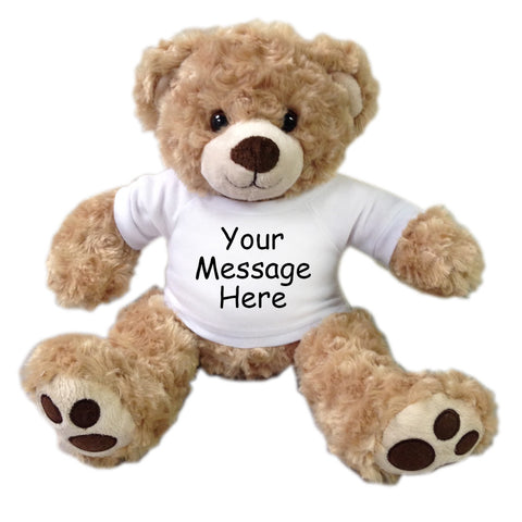 Personalized Teddy Bears and Stuffed Animals