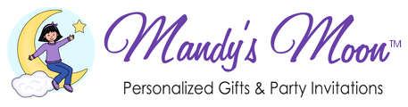 Mandys Moon Personalized Gifts