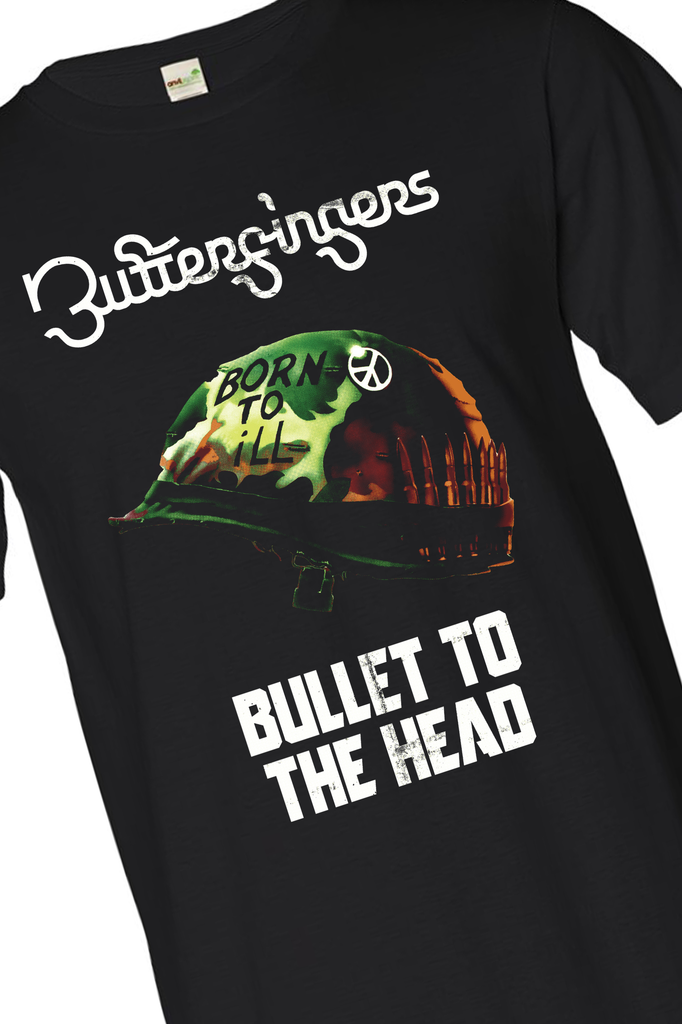 Bullet To The Head Shirt