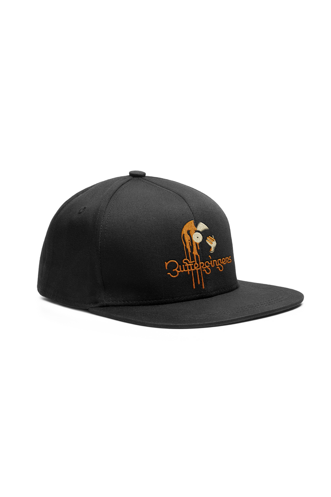 Butterfingers Record Snapback