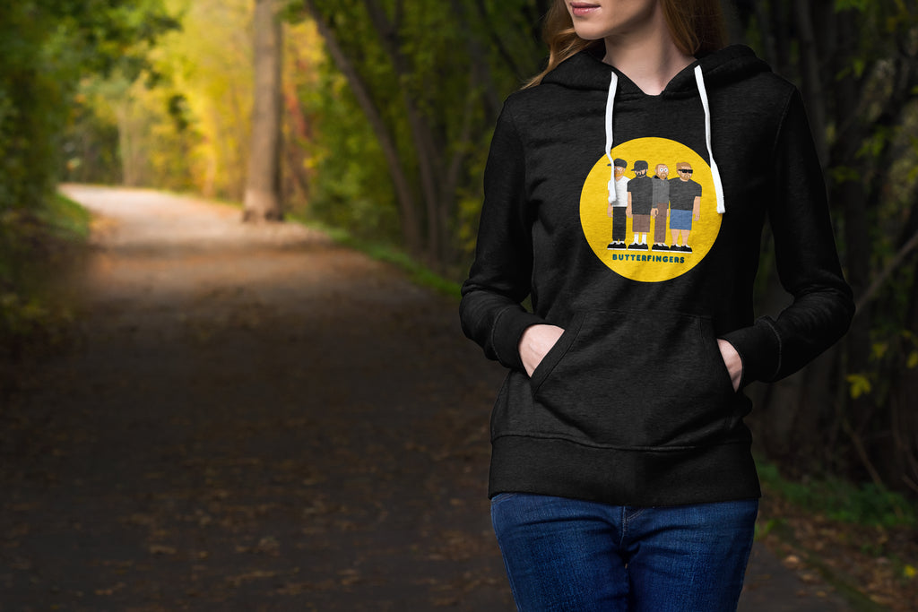 Cartoon Hoody (Unisex)