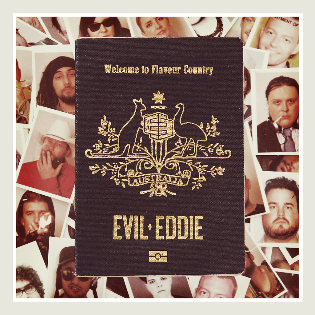 Welcome to Flavour Country (LP)