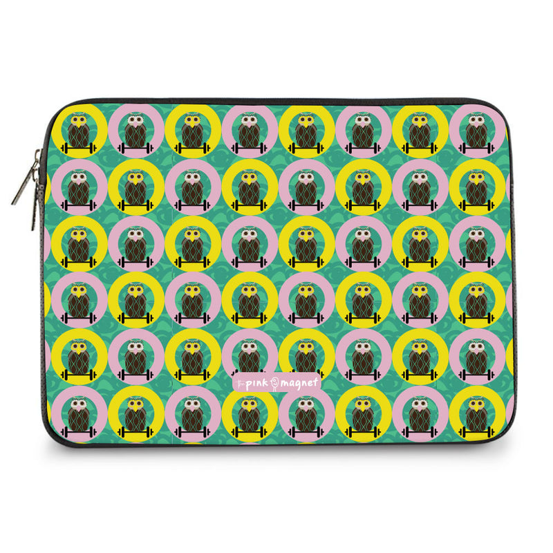 The Owl Way Laptop Sleeve 11"