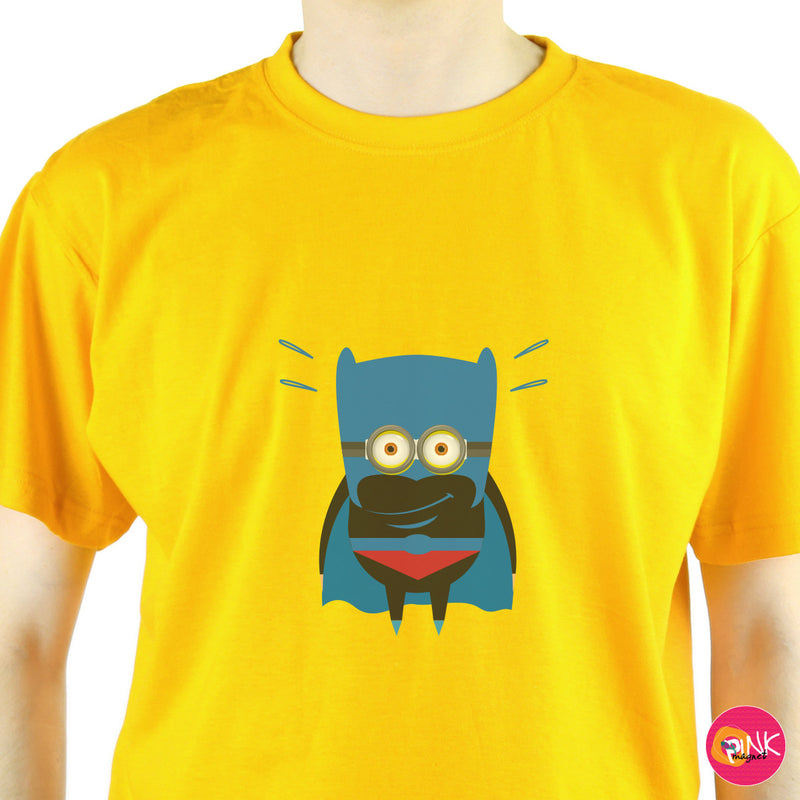 Bat Minion T- Shirt