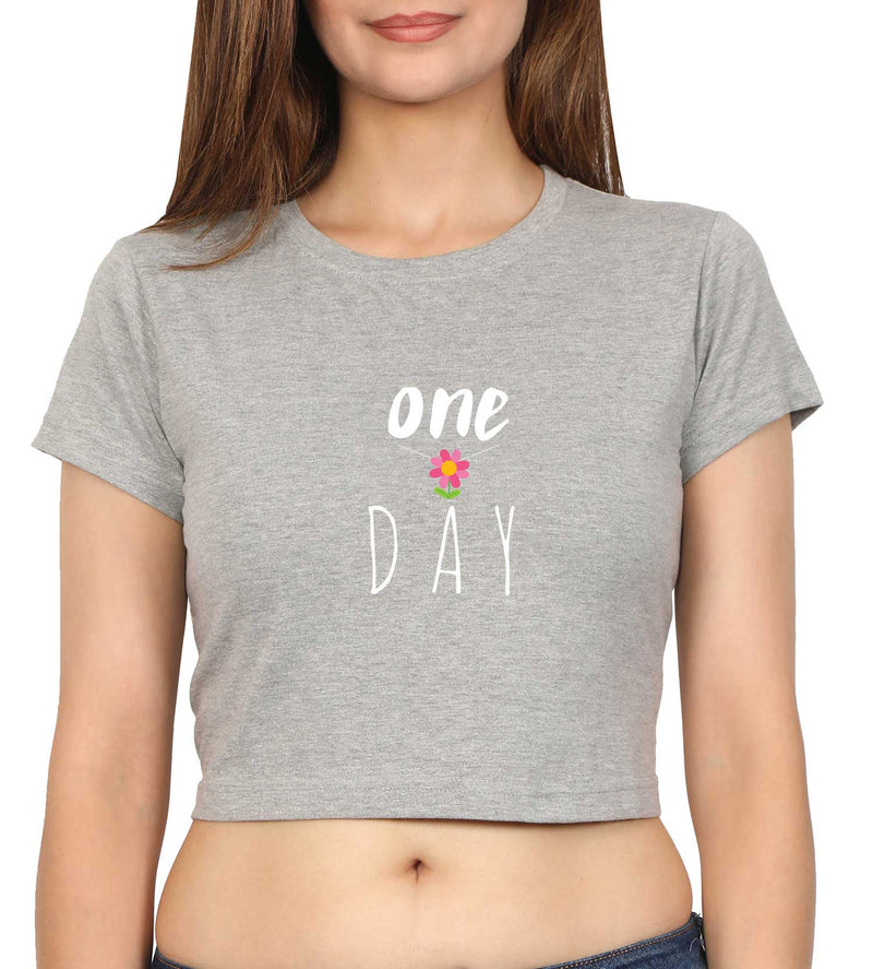 One Day Crop Top