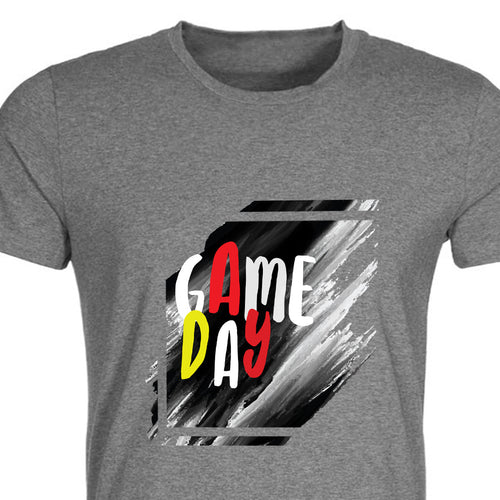 Game Day Grey T-shirt