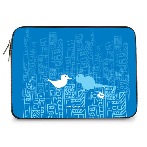 Two Little Birds Laptop Sleeve 11"