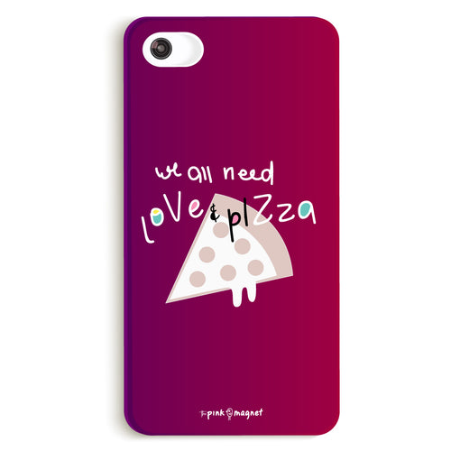 Love & Pizza Phone Case