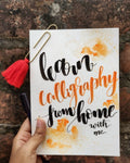 Beginners Calligraphy Course