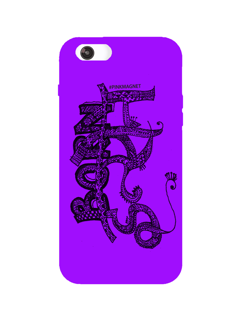 Born Insane #3 Phone Case