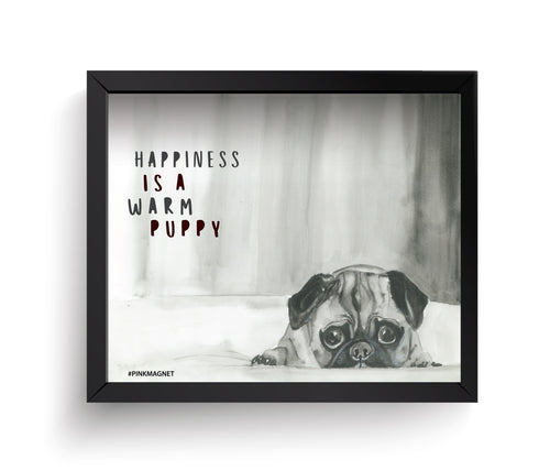 Warm Puppy - Wall Art