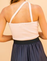 Venus Crop Top (Beige)
