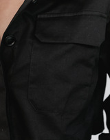 Phenix Mini Skirt - Dark Green, Brown and White Multicoloured Tartan Mini Skirt - Women's Skirt - Charcoal Clothing