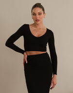 Bridie Mini Skirt (Mint) - Mint Green Pleated High Waisted Mini Skirt - Women's Skirt - Charcoal Clothing