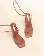 Ophelia Heels (Terracotta) by Billini - Charcoal Clothing - Women's Shoes - Charcoal Clothing