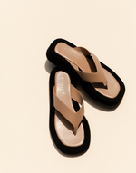 Yogi Sandals (Fawn) by Billini - Charcoal Clothing - Women's Shoes - Charcoal Clothing