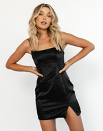 Cori Knit (Orange) - Pink, Yellow, Orange and Cream Long Sleeve Knit - Women's Top - Charcoal Clothing
