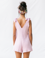 - Women's Playsuit - Charcoal Clothing