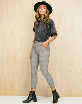 - Women's Pants - Charcoal Clothing
